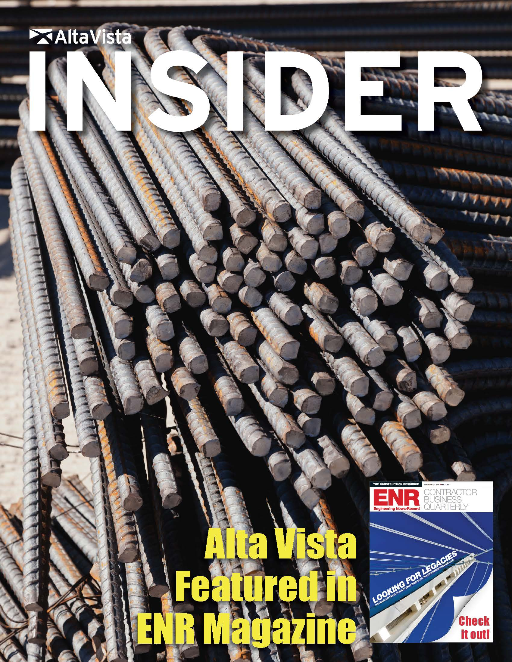 Insider Magazine Spring 2015