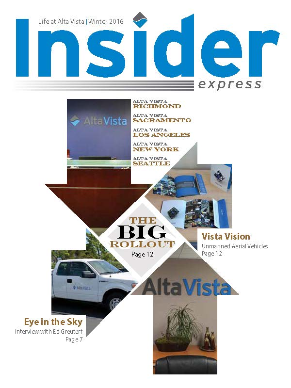 Insider Magazine Winter 2016