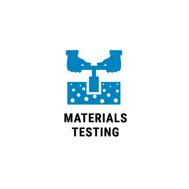 materials testing diamond